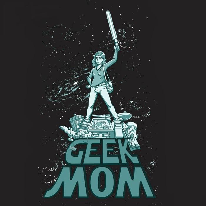 por que toda mamá también es geek