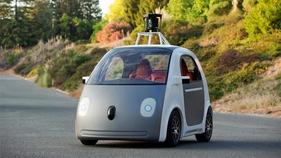 google carro automatico