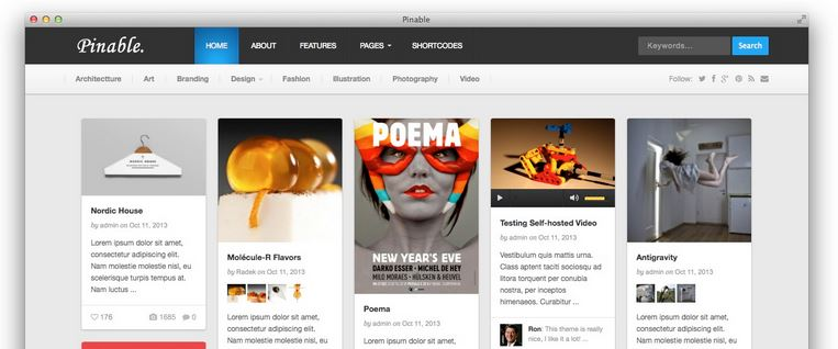 instalar temas wordpress