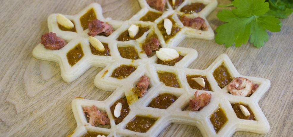 Foodini la impresora 3D de comida