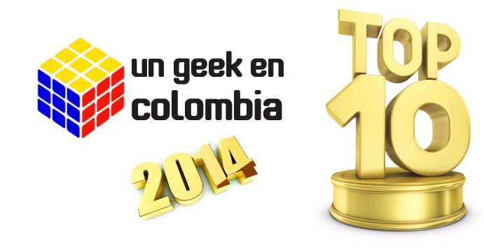 Top 10 de lo mejor del 2014