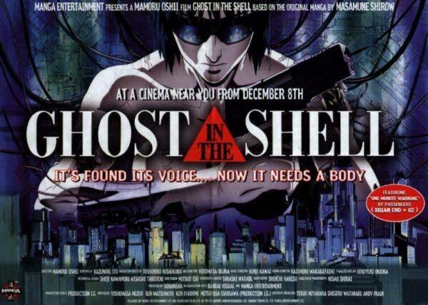 La adaptación de Ghost in the Shell live action