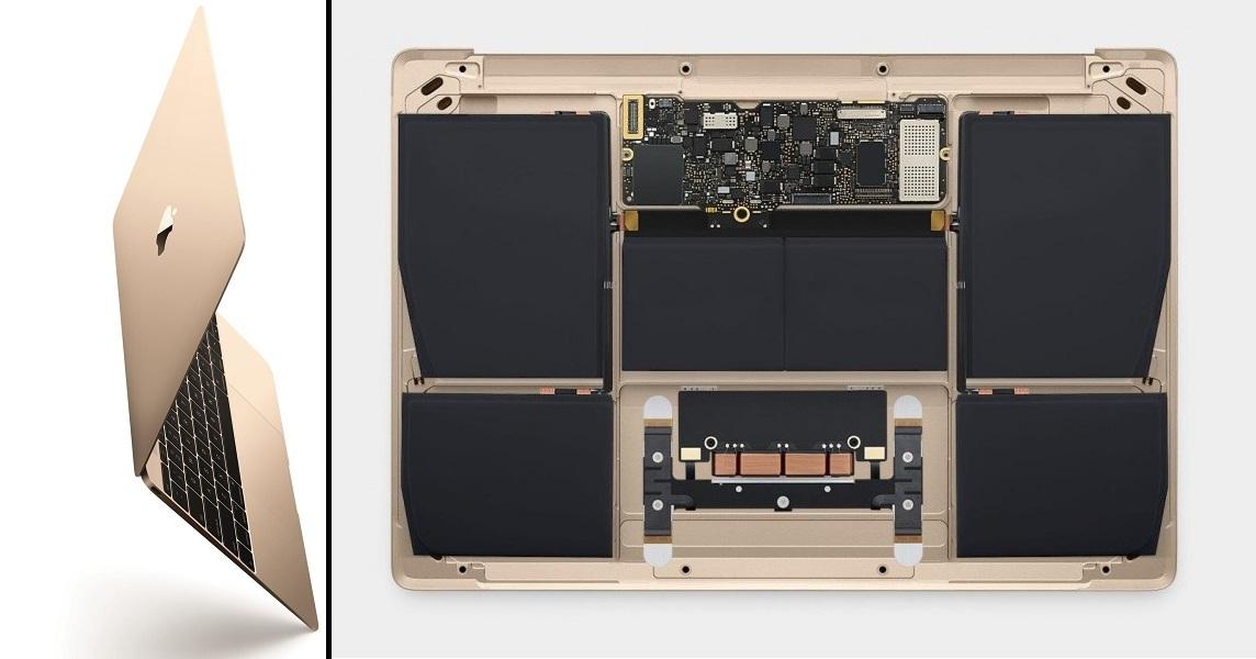 nuevo MacBook 12