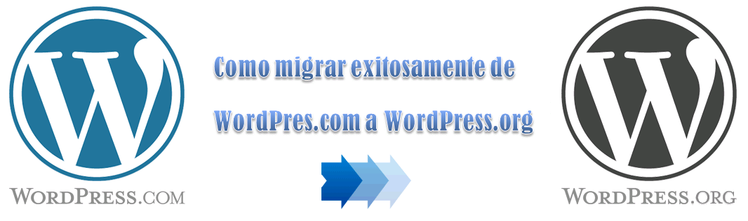 Migrar de WordPress.com a WordPress.org