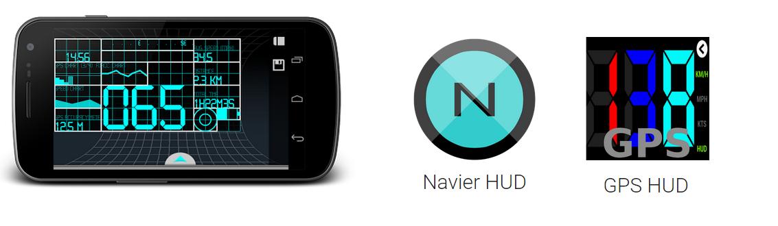 Como ver la velocidad y ruta de tu auto en el parabrisas (HUD) con Android