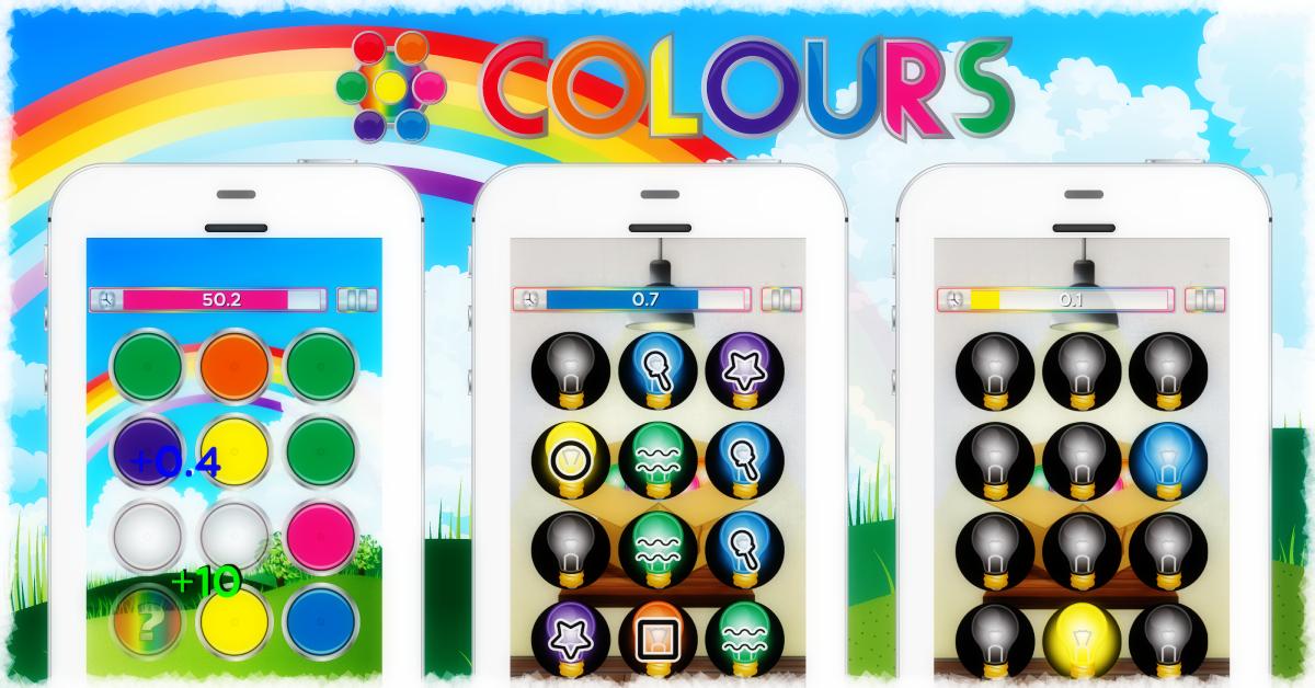 Colours un adictivo juego de destreza y coordinación