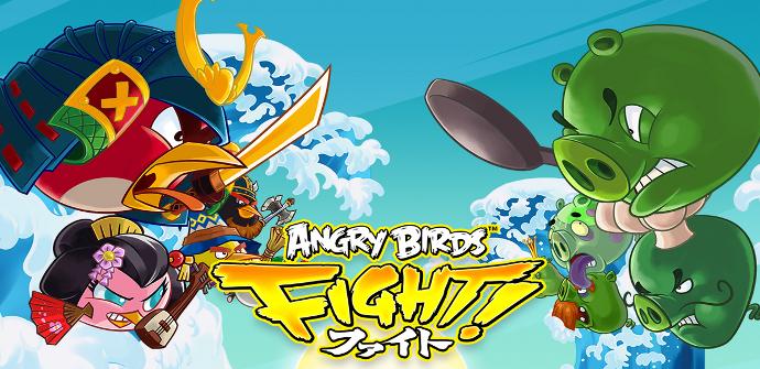 Angry Birds Fight! Un mix entre los pajaritos y Candy Crush