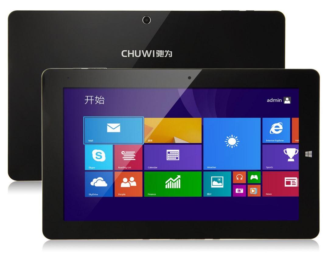 Chuwi Vi10 Pro una poderosa Tablet con doble sistema operativo