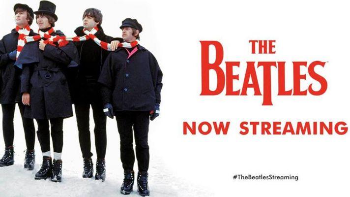 The Beatles nos dan un espectacular regalo de navidad