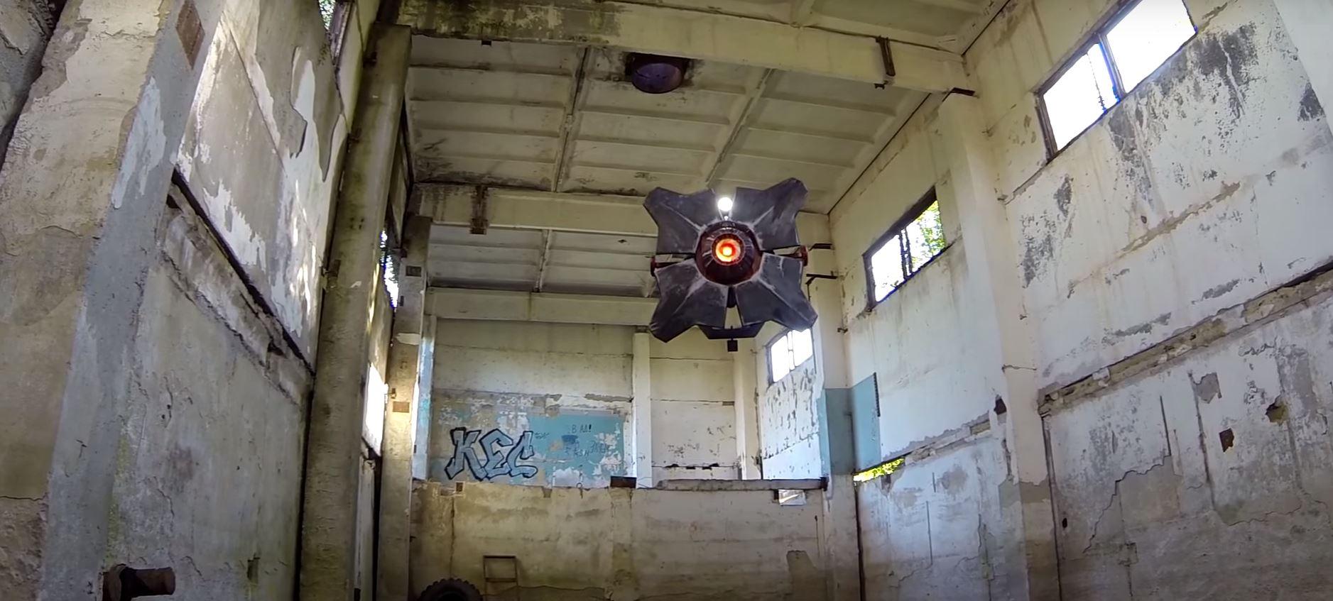 El dron de Half-Life 2 ya es real