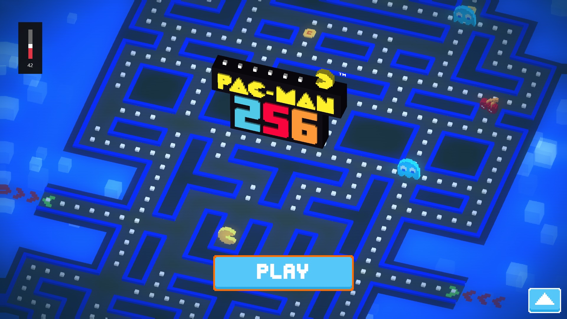 Pac-Man 256 ahora también disponible para PS4, Xbox One y PC vía Steam