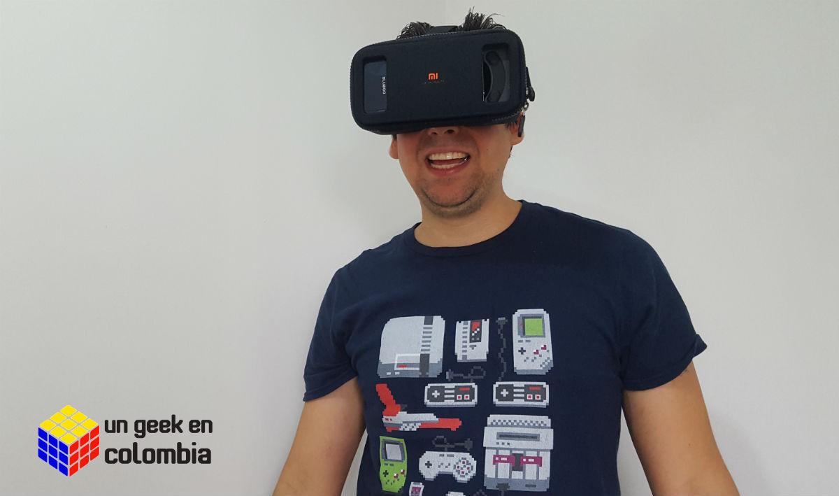 Review de las Xiaomi VR, unas gafas de realidad virtual de bajo costo y diseño elegante