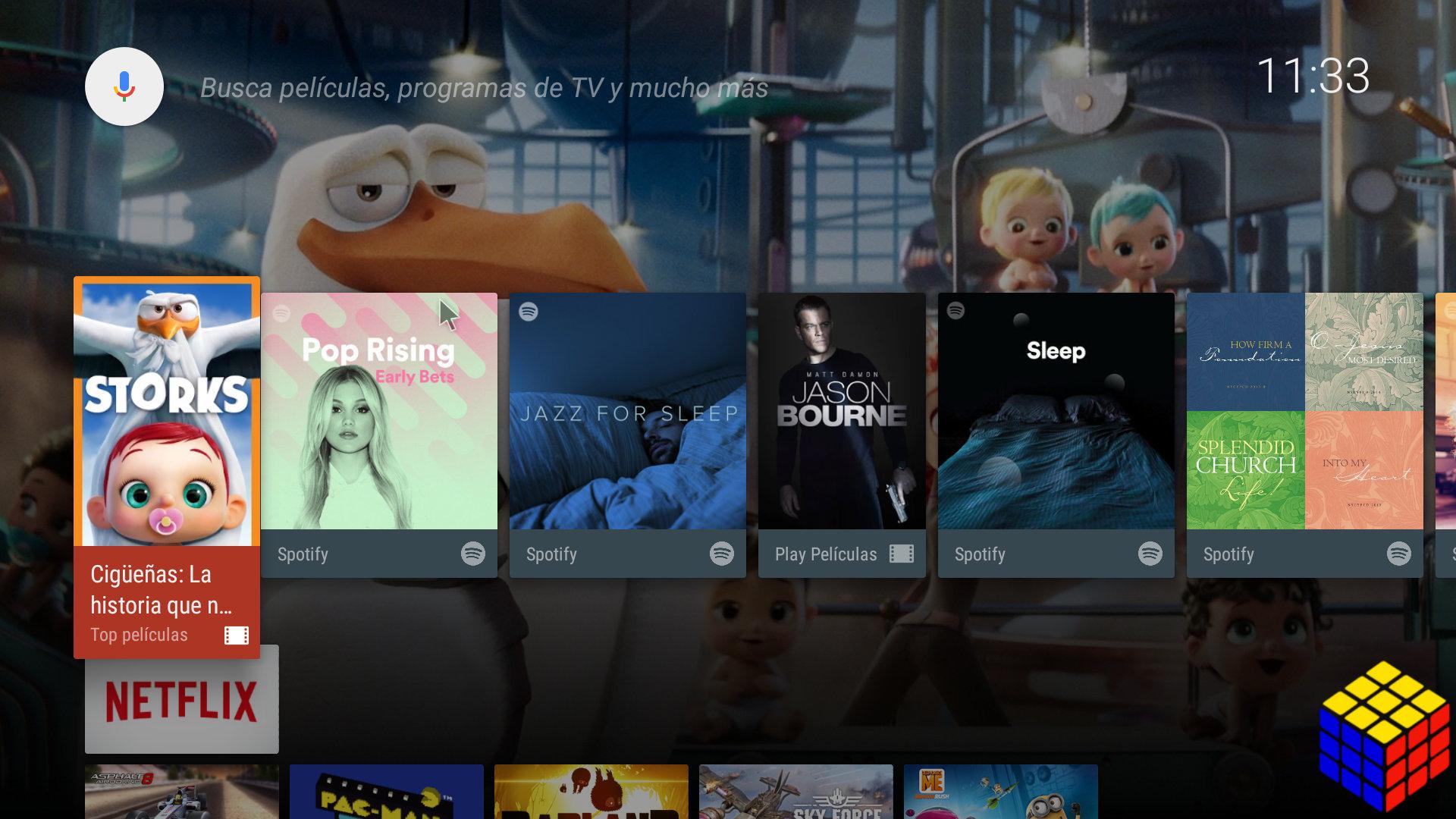 Un sencillo truco para lograr instalar casi cualquier aplicación en tu Android TV
