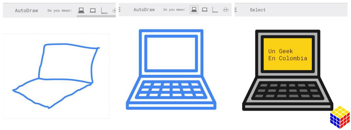 Hacer dibujos rápidos no puede ser más fácil gracias a AutoDraw de Google