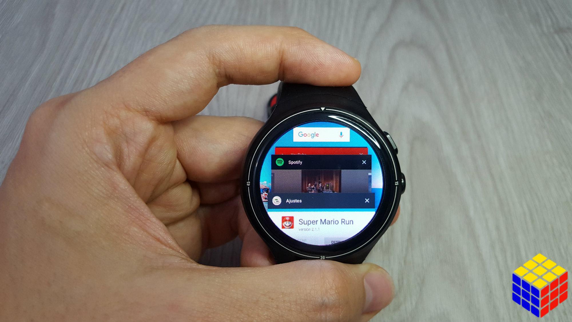 Zeblaze THOR: Review y experiencia de uso de este excelente smartwatch con Android Lollipop