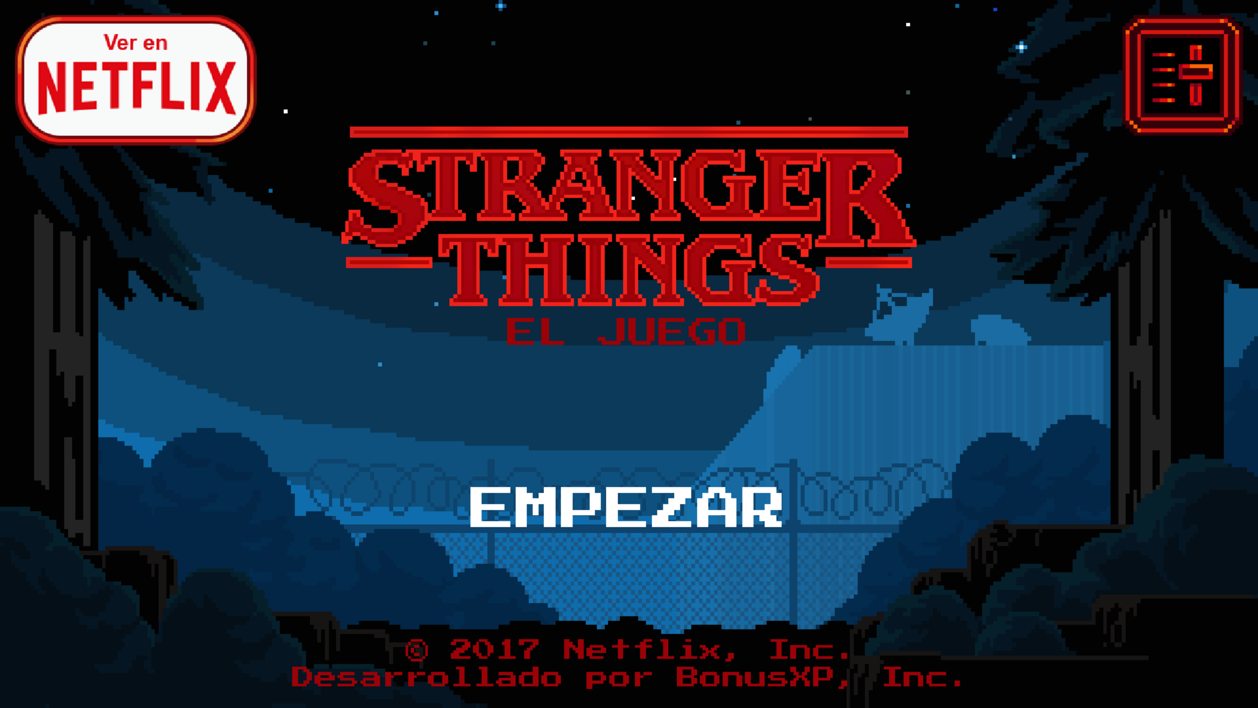 Stranger Things: The Game, un nostálgico retro que nos recuerda la infancia