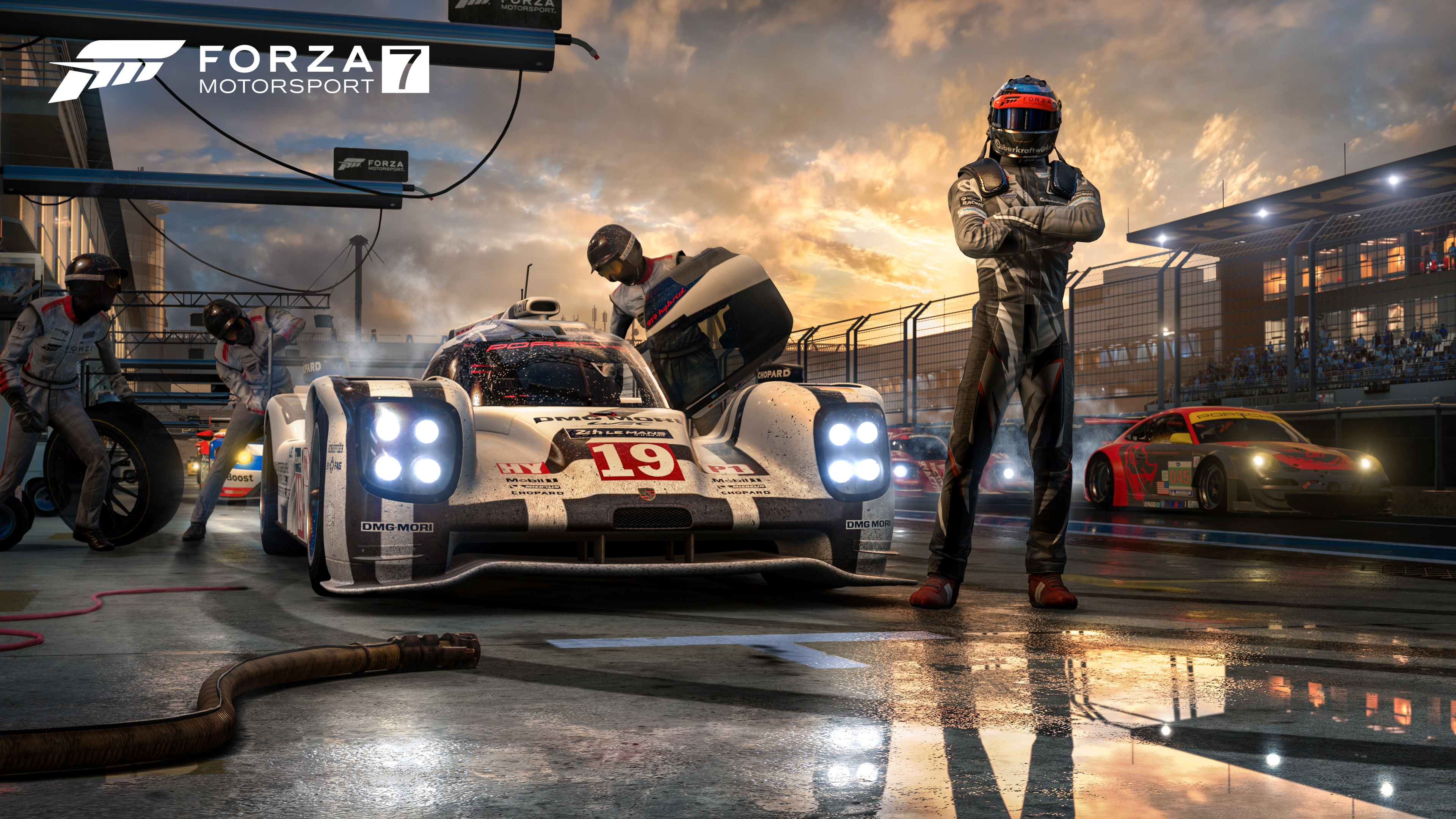 Forza Motorsport 7,