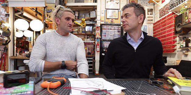 En entrevista con Casey Neistat, el director de YouTube habla de Logan Paul y la tensa situación que viven los YouTubers