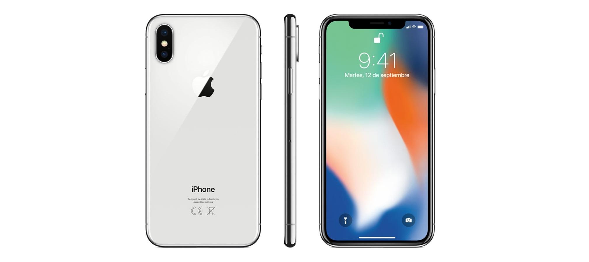 Apple dejaría de producir el iPhone X